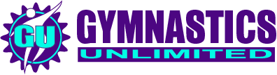 Gymnastics Unlimited logo